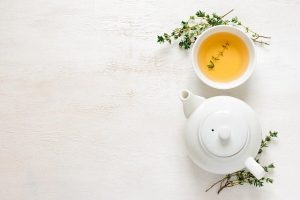 Green Tea Patches For Weight Reduction